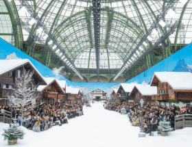 Karl Lagerfeld's Final Chanel Show