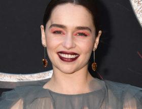 Emilia Clarke season 8 GOT premier